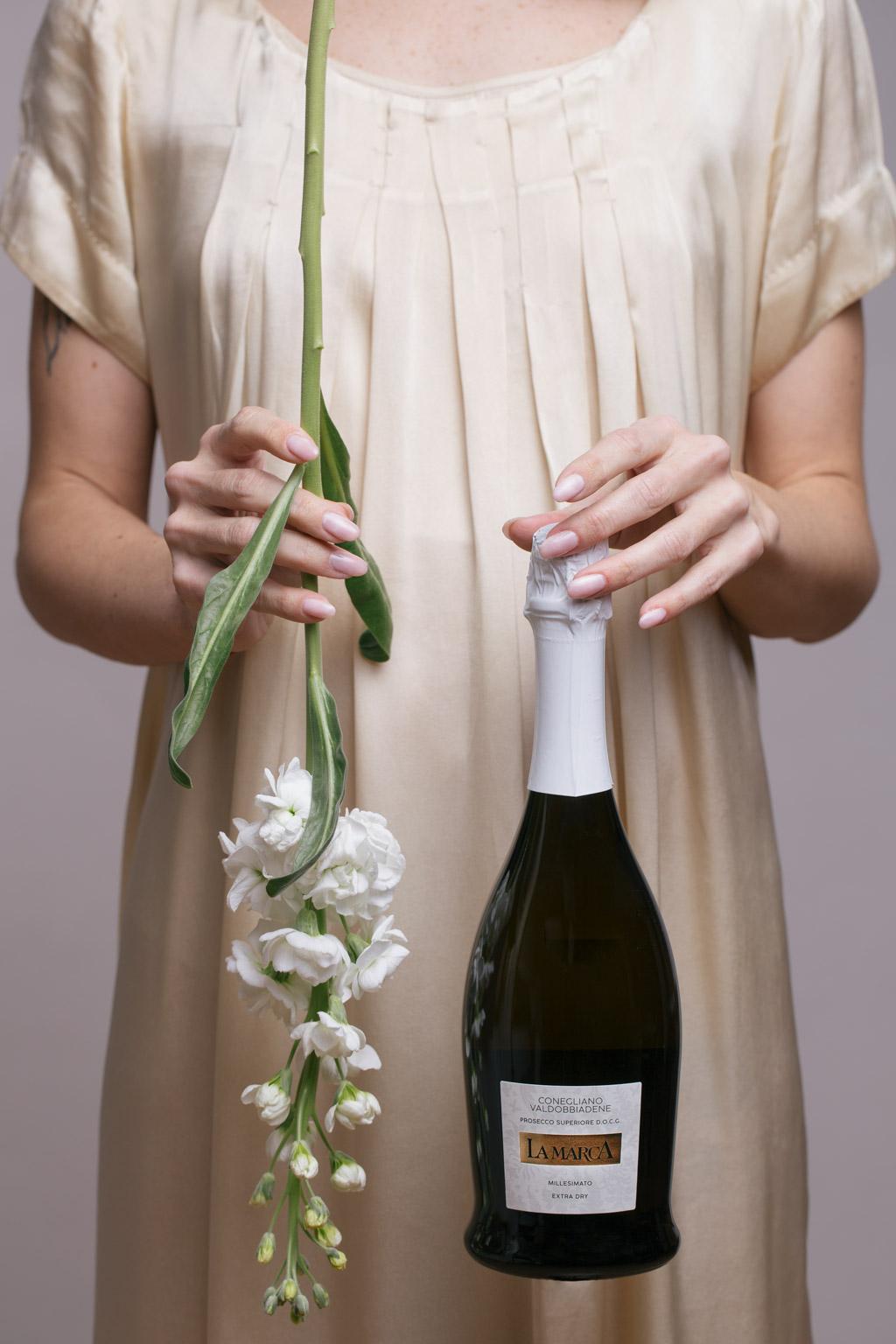 La Marca Prosecco DOCG Millesimato Extra Dry Collezione Bouquet