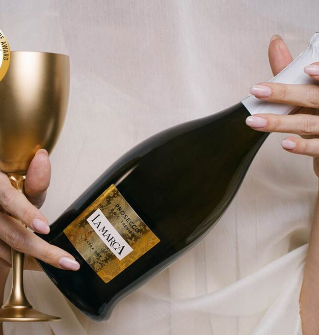 The Gold Medal for Prosecco DOC at Mundus Vini Spring Tasting 2021