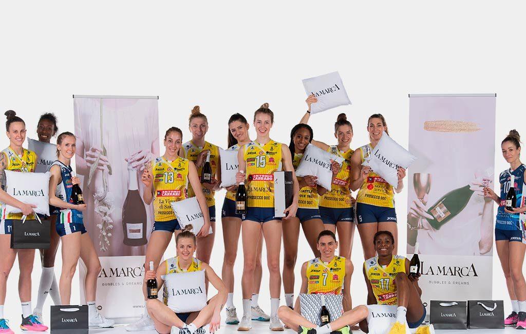 Imoco Volley sponsorshio