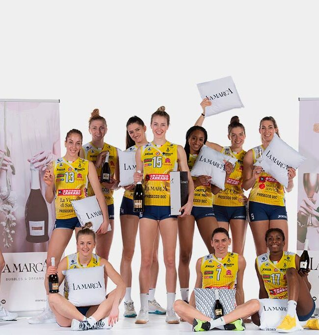 Imoco Volley sponsorshio