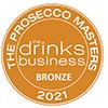 Bronze THE PROSECCO MASTERS 2021
